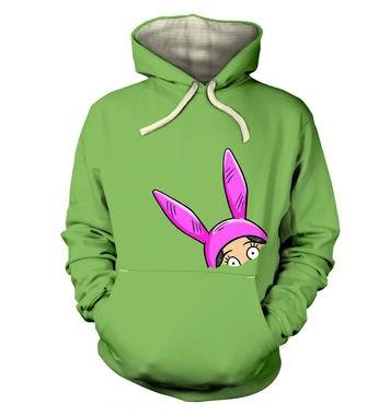 Louise Bunny Ears premium hoodie