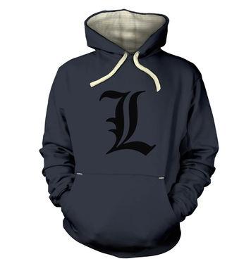 L Anime hoodie (premium)