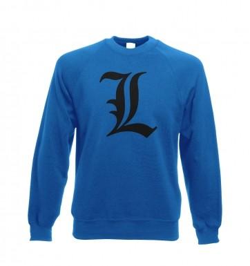 L sweatshirt