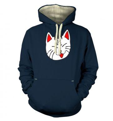 Lucky Cat  hoodie (premium)