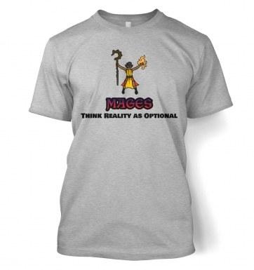 Mage Class t-shirt