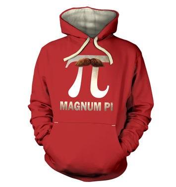 Magnum Pi hoodie (premium)