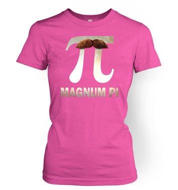 Magnum Pi women's t-shirt