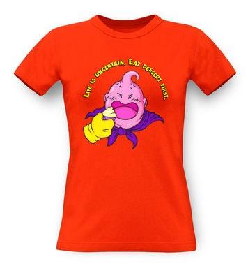 Majin's Muffins classic womens t-shirt