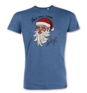 Manga Santa premium t-shirt