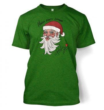 Manga Santa t-shirt