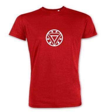 Mark 42 Arc Reactor  premium t-shirt