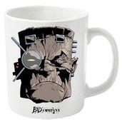 2000AD Bad Company Kano Face mug - Official