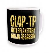 Clap Trap mug