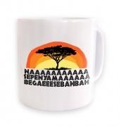 Famous African Singing mug