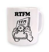 RTFM  mug