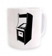 Retro Arcade Cabinet mug