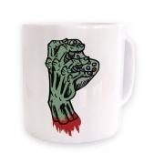 Zombie Gamer mug