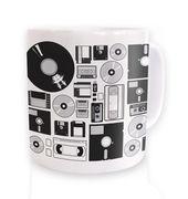 All The Data mug