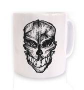 Assassins Mask  mug