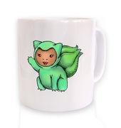 Baby Bulbasaur mug
