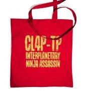 Clap Trap tote bag