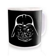 Dark Lord Helmet mug