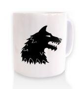 Dire Wolf mug