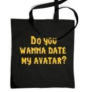 Do You Wanna Date My Avatar? tote bag