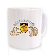 Dragonstone Real Ale mug