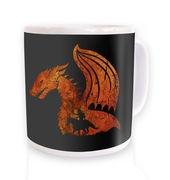 Field Of Fire mug