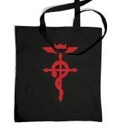 Flamel tote bag