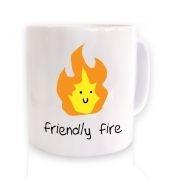 Friendly Fire  mug