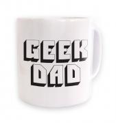 Geek Dad   mug