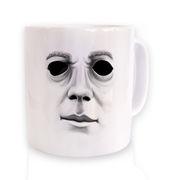 Halloween Mask mug