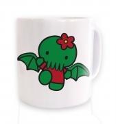 Hello Cthulhu mug