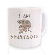 I Am Spartacus mug