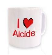 I Heart Alcide  mug
