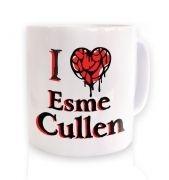 I Heart Esme Cullen mug