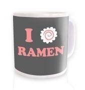 I Heart Ramen mug
