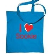 I Heart Sookie tote bag