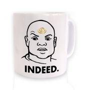 Indeed Tealc mug