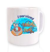 I Survived The Whirly Dirly mug