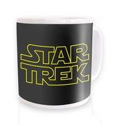 Jedi Trek mug