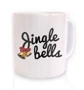 Jingle Bells Christmas mug