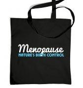 Menopause tote bag