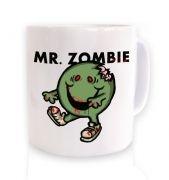 Mr.Zombie mug