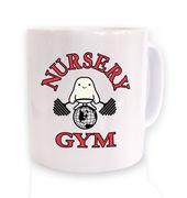 Nursery Gym mug