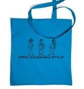 Oppa Gangnam Style tote bag
