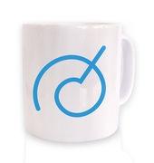 Saiyan Warrior (Badge) mug