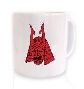 Samurai Helmet Japanese mug