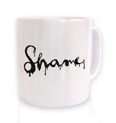 Shame mug