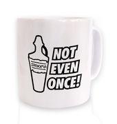 Skooma Not Even Once mug