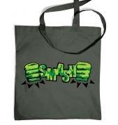 SMASH Fists tote bag