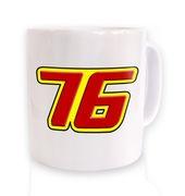 Soldier 76 mug